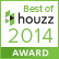 Best of Houzz 2014 - BiglarKinyan Design was voted most popular by the Houzz community.